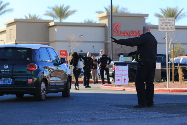 Chick Fil A Entrance Shows Maturity Of Las Vegas Market Analyst