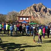 About 1,000 people attend Save Red Rock's Rally for Red Rock held Dec. 3 near Blue Diamond. The Clark County Commission was scheduled to review a proposal for a development at Red Rock on Dec. 7 ...