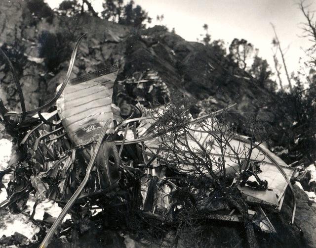 Carole Lombard Crash Human Remains