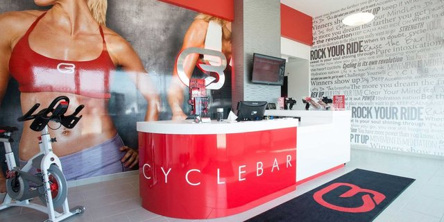 (Courtesy of CycleBar)