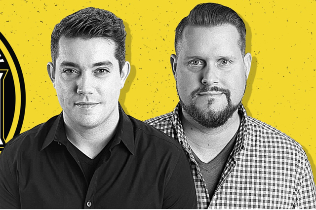 """""""The Dave & Mahoney Radio Show"""" (Twitter)"""