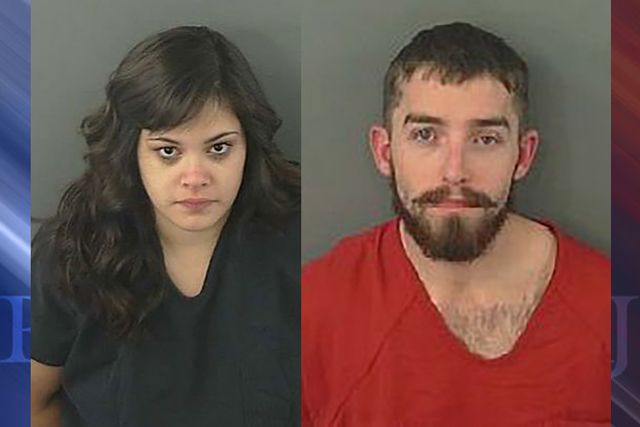 Stephany Dennis, 21, and Marcus Conner, 24. (Elko Police Department)
