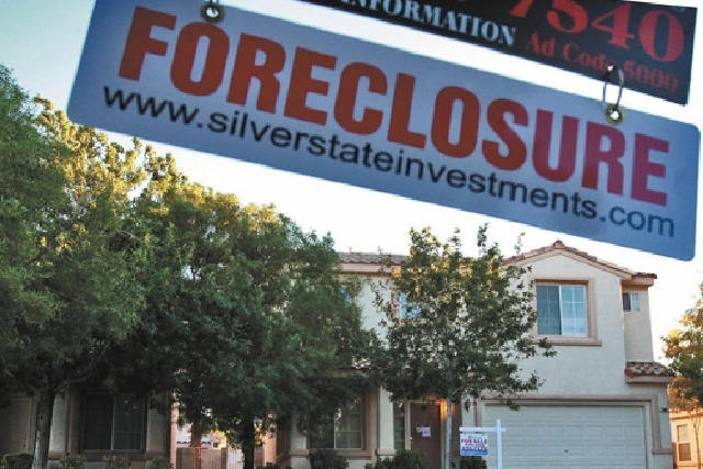 The Nevada Supreme Court ruled Thursday, Jan. 26, 2017,  that a nonjudicial foreclosure process used by investors and speculators to acquire HOA properties during the great recession does not viol ...