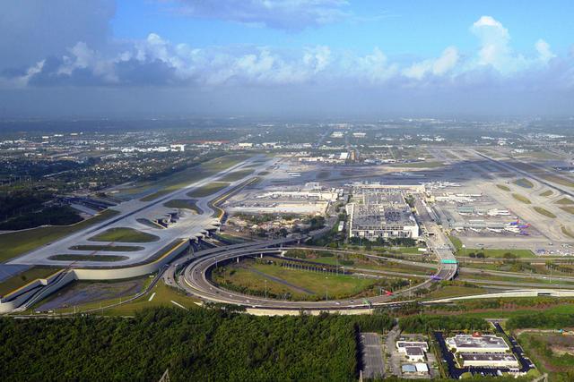 Fort Lauderdale-Hollywood International Airport in Florida (Facebook)