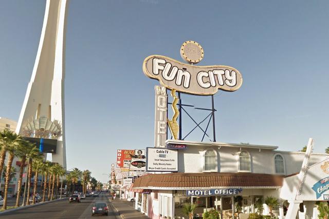 Fun City Motel (Google StreetView)