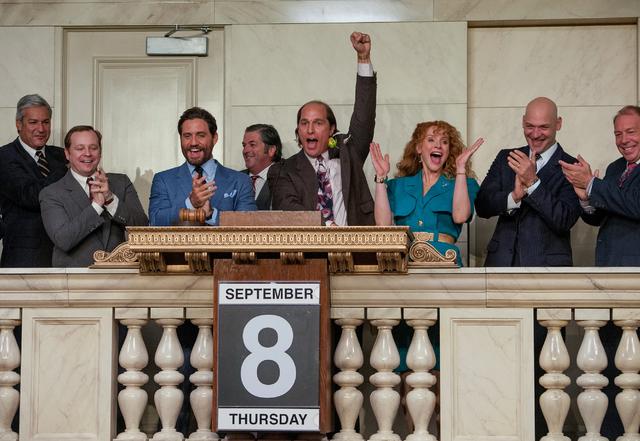 "Edgar Ramirez, Matthew McConaughey and Bryce Dallas Howard star in ""Gold"" (The Weinstein Company)"
