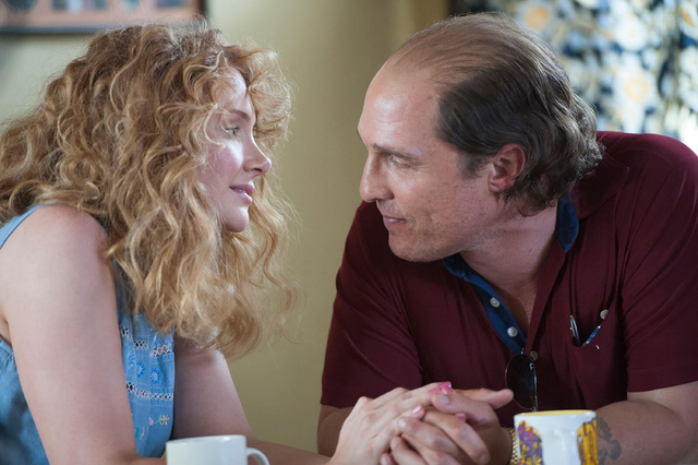 "Bryce Dallas Howard and Matthew McConaughey in ""Gold (The Weinstein Company)"