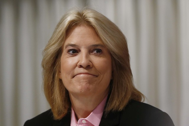 Greta Van Susteren, who left Fox News in September, is going to NBC News. (Charles Dharapak/AP, File)