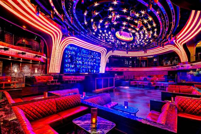 Jewel Nightclub at Aria in Las Vegas. (Courtesy)