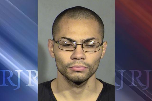 Joel Nuno-Cruz (Las Vegas Metropolitan Police Department)