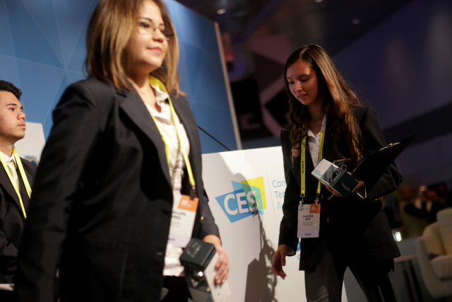 CES tests tech pitches from Las Vegas teens – Las Vegas Review-Journal