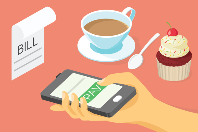 Mobile payments (iStock)