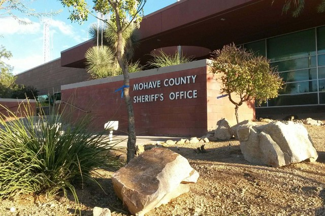 Mohave County Sheriff's Office (Dave Hawkins/Las Vegas Review-Journal)