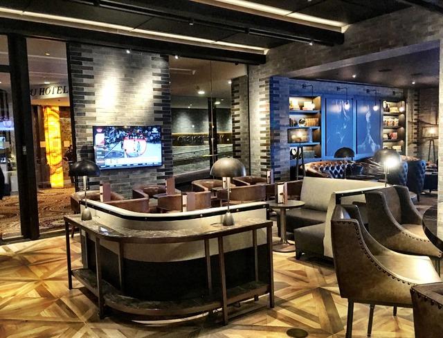 Montecristo Cigar Bar at Caesars Palace in Las Vegas. (Courtesy)