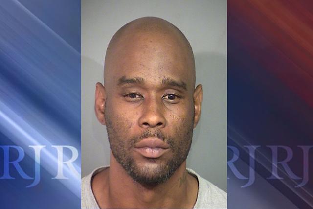 Frederick Daniels, 41 (Las Vegas Metropolitan Police Department)