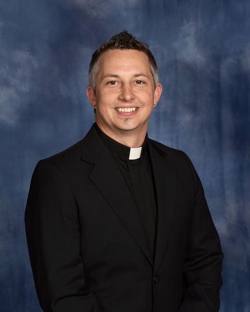 The Rev. Jason Adams, pastor of Reformation Lutheran Church in downtown Las Vegas