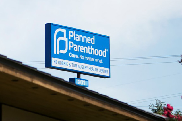Planned Parenthood South Austin Health Center is seen in Austin, Texas, U.S. June 27, 2016. (Ilana Panich-Linsman/Reuters)
