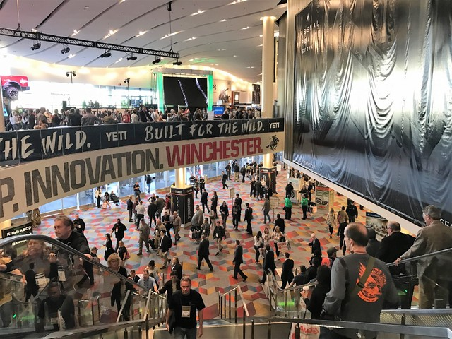 The 2017 SHOT (Shooting Hunting and Outdoor Trade) Show boasted more than 12 miles of aisles lined with 1,600 exhibitors representing the shooting and hunting sports. The show floor is where decis ...