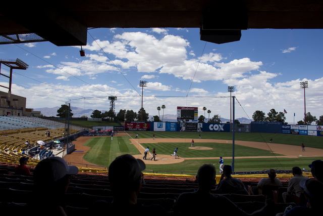The Las Vegas 51s are looking for a replacement for Cashman Field, which they have been using for 35 seasons. The facility is considered outdated and lacks many of the basic amenities of minor lea ...