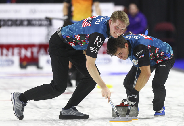 Continental cup of curling las vegas 2021 presidential betting nba public betting chart
