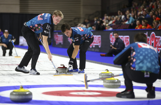 Continental cup of curling las vegas 2021 presidential betting spread betting day trading tips
