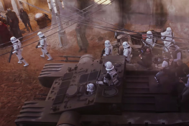 """Stormtroopers in """"Rogue One: A Star Wars Story."""" (Star Wars/YouTube)"""