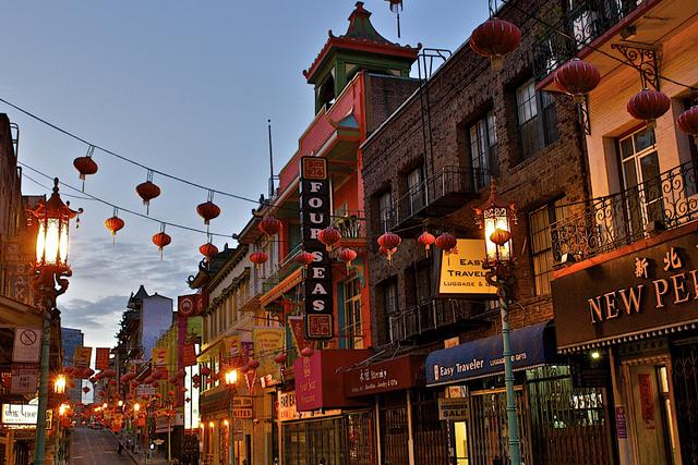 San Francisco Chinatown (Thinkstock)