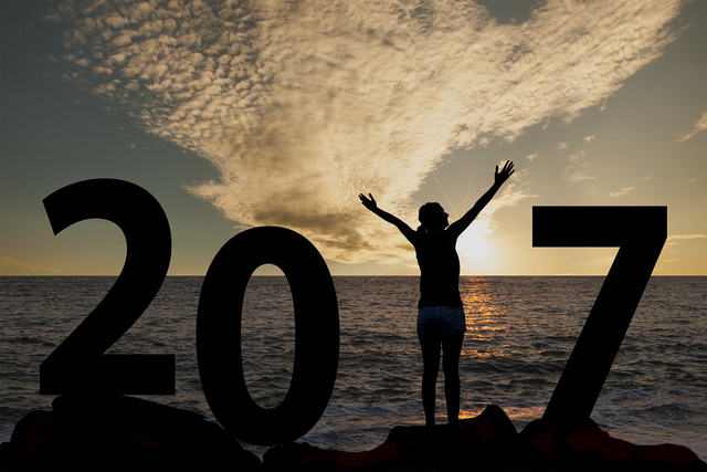 Amid setting physical and financial goals, it's important to health not to forget about mental and emotional aspirations in the new year. (Thinkstock)