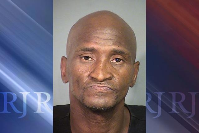 Thomas Lamar Cotton, 48 (Las Vegas Metropolitan Police Department)