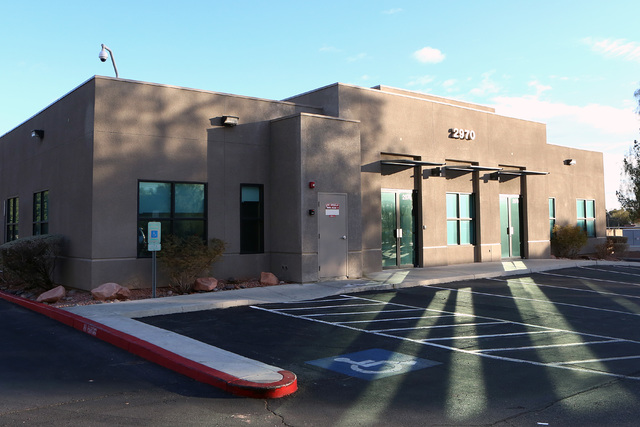 Ufc Unloads Central Las Vegas Building Prepares To Move To Suburbs Las Vegas Review Journal