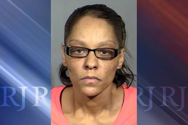 Tianna Thomas, 37 (Las Vegas Metropolitan Police Department)