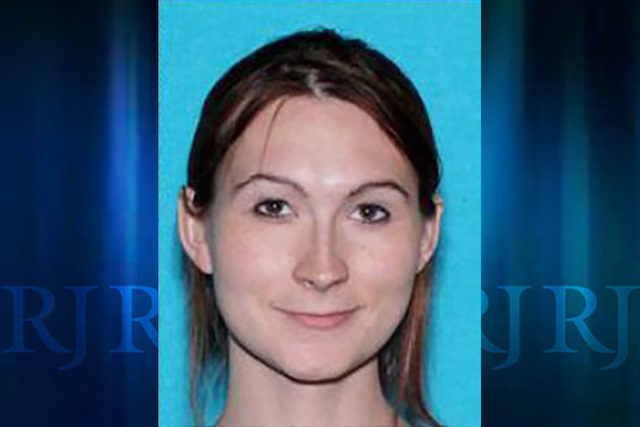 The kidnapping victim has been identified as Jane Priebe, described as white, 5 feet, 8 inches tall and weighing about 140 pounds. (Las Vegas Metropolitan Police Department)