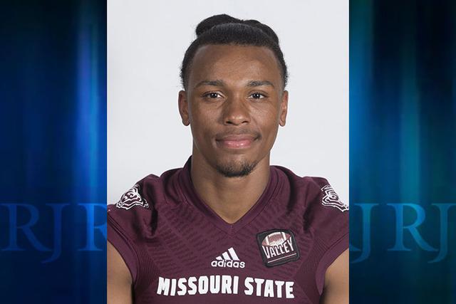Richard Nelson (Jesse Scheve/ Missouri State University)