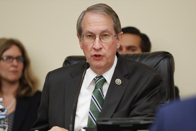 Rep. Bob Goodlatte, R-Va. (AP Photo/Pablo Martinez Monsivais)