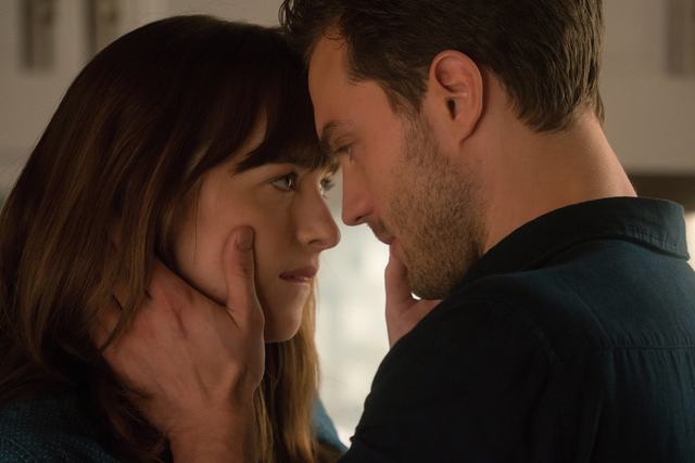 """Dakota Johnson and Jamie Dornan return as Anastasia Steele and Christian Grey in """"Fifty Shades Darker,"""" the second chapter based on the worldwide bestselling """"Fifty Shades"""" phenomenon.  Expand ..."""