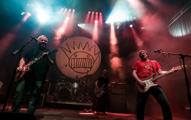 Ween played a two-and-a-half hour, 28-song set during the first of three nights at Brooklyn Bowl on Friday. Credit: Erik Kabik Photography/ MediaPunch