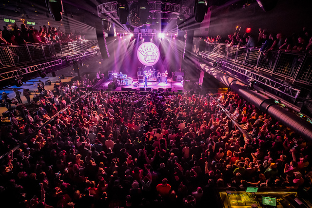 Ween's shows at Brooklyn Bowl are their first Vegas gigs since 2005. Credit: Erik Kabik Photography/ MediaPunch