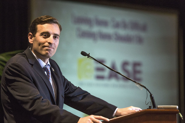 Nevada Attorney General Adam Laxalt (Jeff Scheid/Las Vegas Review-Journal)