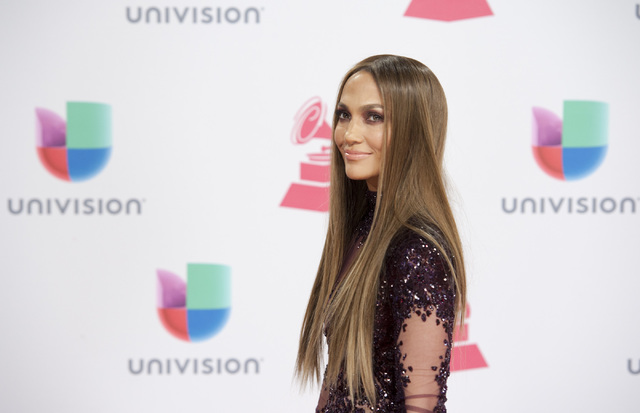 Get a chance to meet Jennifer Lopez with two VIP tickets to an upcoming concert via an online auction that supports safe water access programs worldwide. (Mark Damon/Las Vegas News Bureau)