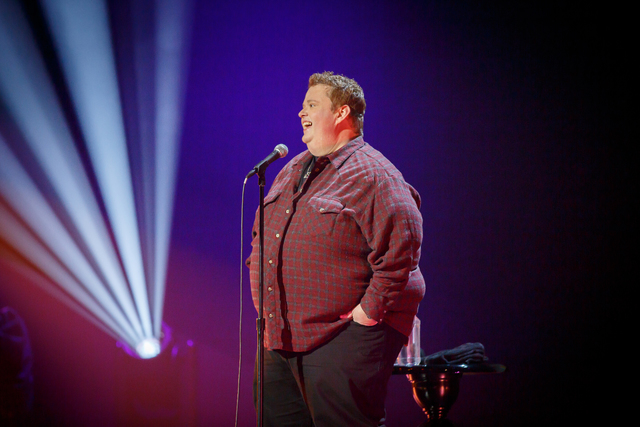 Ralphie May Just Too Nice To Offend Las Vegas Review Journal