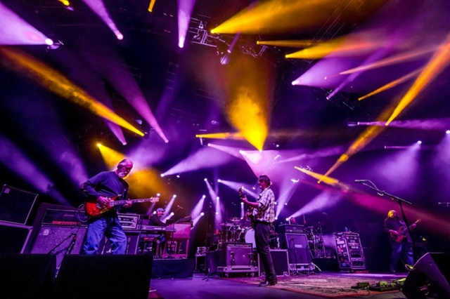 Widespread Panic at Night 1 of 2 The Joint at Hard Rock Hotel & Casino in Las Vegas, NV on March 27, 2015. (Courtesy, Erik Kabik)