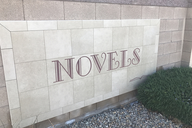 Storybook Homes created a subdivision near Blue Diamond Road and South Durango Drive known as Novels (Unit 1) in 2013, with street names reflecting classic adult literature.  (KAILYN BROWN/VIEW FO ...