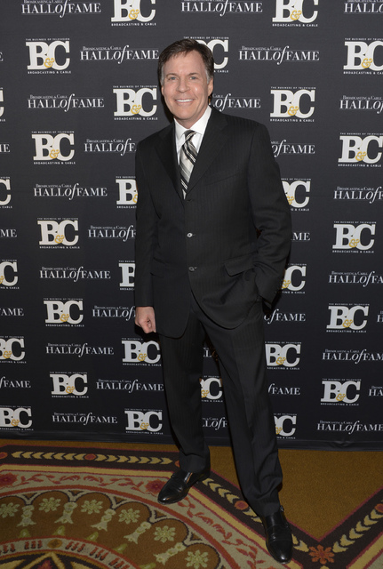 Bob Costas attends the 24th Annual Broadcasting and Cable Hall of Fame Awards at the Waldorf-Astoria in New York, Oct. 20, 2014. (Evan Agostini/Invision/AP, File)