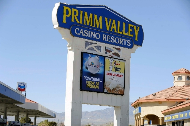 Primm Valley Lotto Store (Las Vegas Review-Journal)