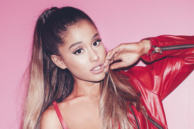 Ariana Grande embraces feminist ideals in interviews, if not always in her songs. (courtesy)