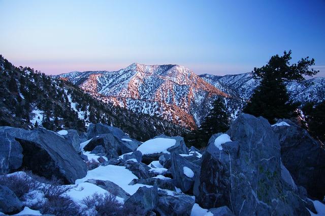 San Gabriel Mountains (Thinkstock)