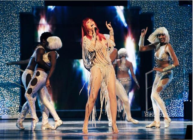 Cher. (Denise Truscello/WireImage)