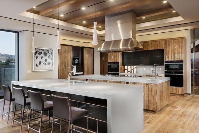 The modern kitchen. (Courtesy)