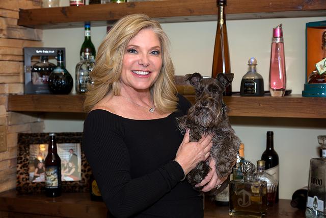 Jodi Fonfa is CEO and President of the Miss Nevada Scholarship Organization. (DAVID REISMAN/REAL ESTATE MILLIONS)
