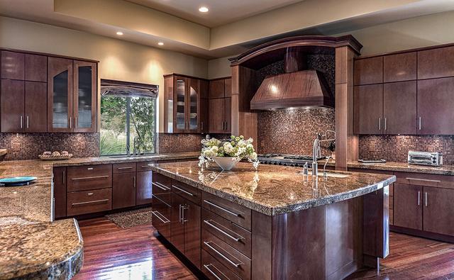 The kitchen. (DAVID REISMAN/REAL ESTATE MILLIONS)